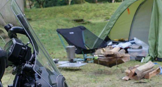 ひとり旅キャンプに椅子なんて、本当に必要ですか?