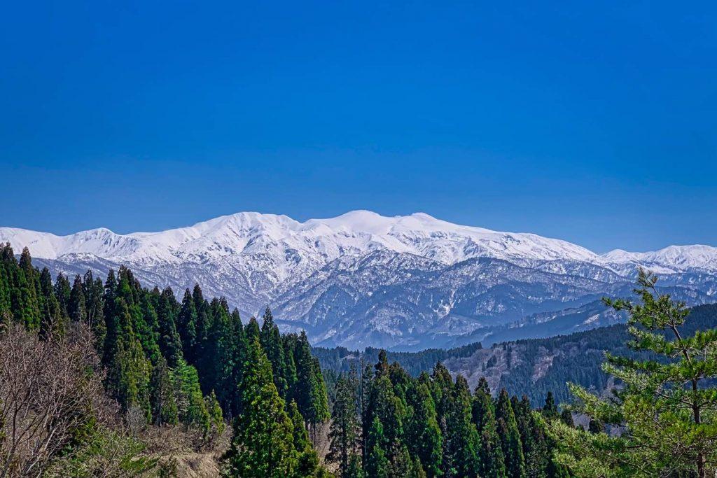 白山の絶景スポット