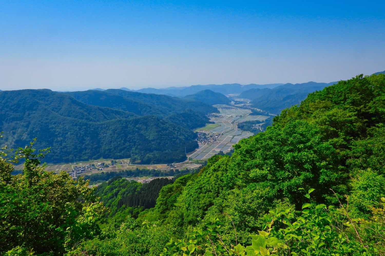 林道 高倉山線