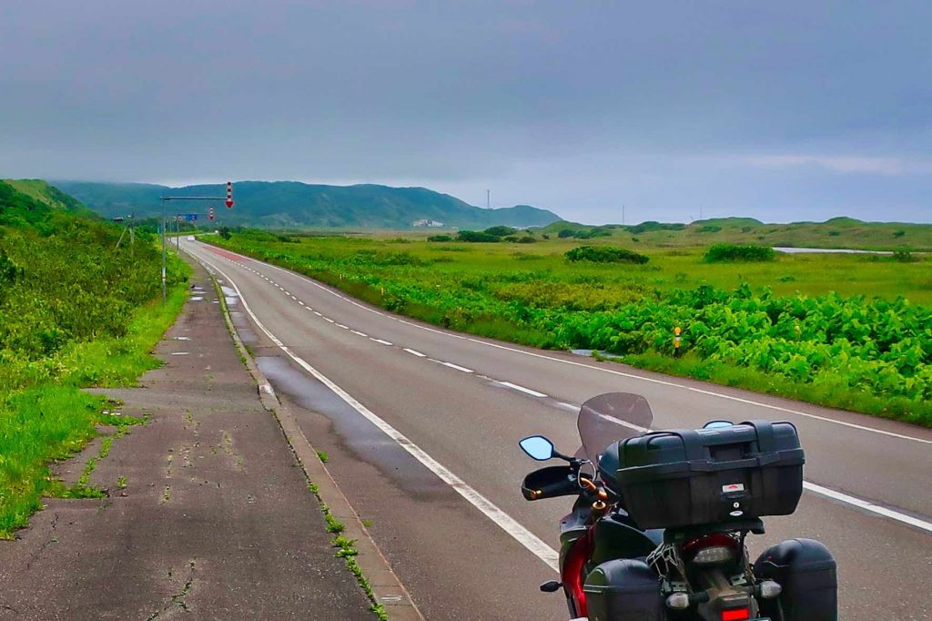 北海道日本海オロロンライン