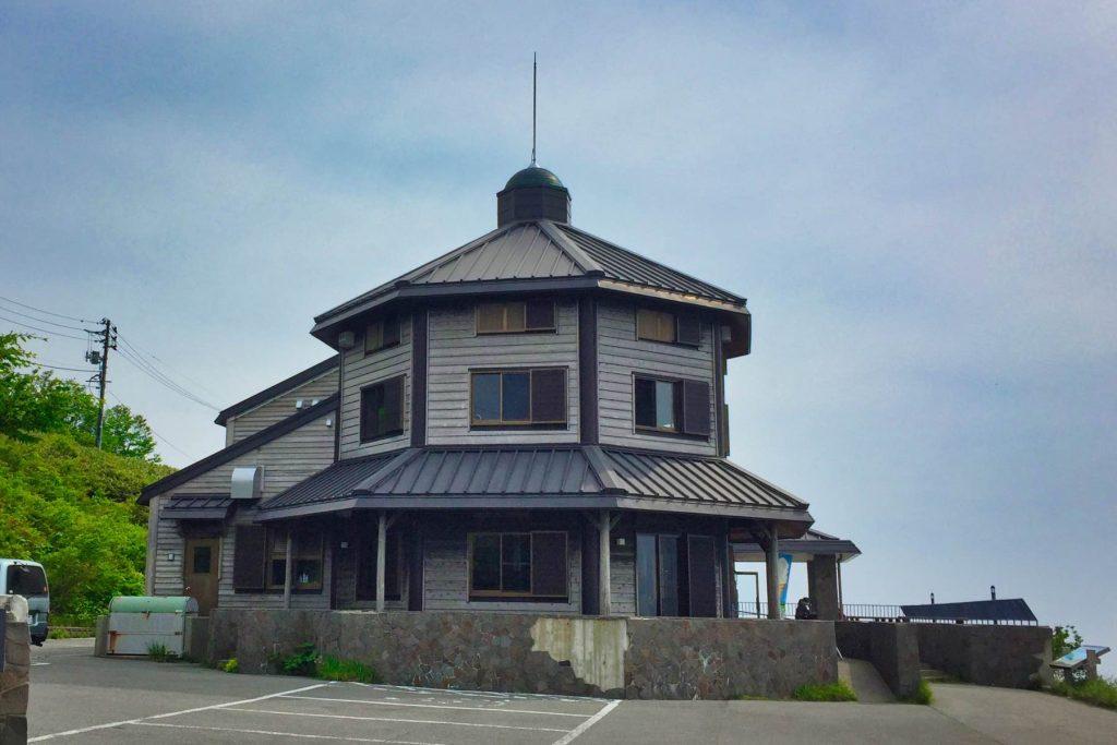 佐渡島ドンデン山荘