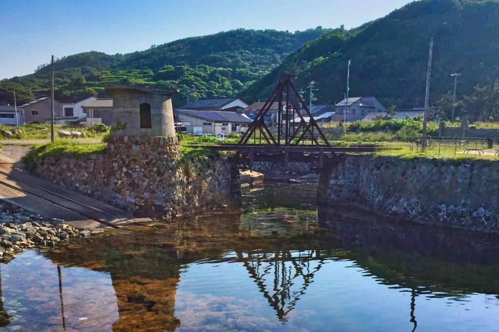 佐渡島大間港