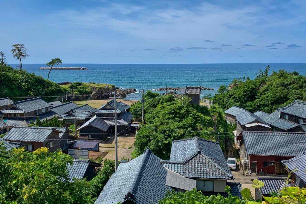 福井県浜住町