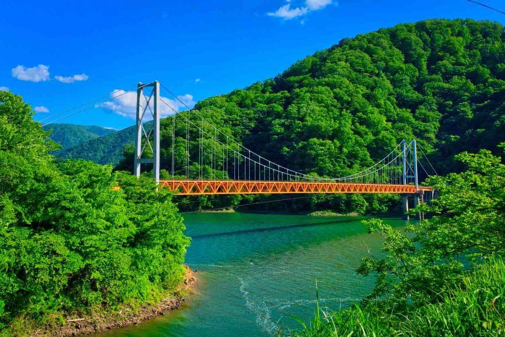 箱ケ瀬橋(夢のかけ橋)